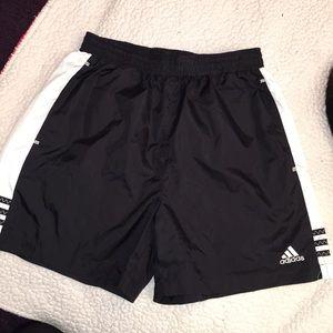 Vintage Adidas Soccer Shorts
